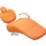 Husa scaun portocalie
